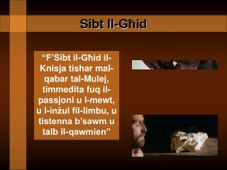 Sibt Il-Ghid