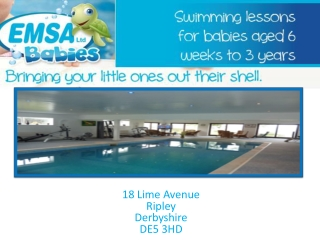 5 reasons to take adult and child swimming lessons in East M