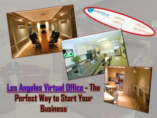 Los Angeles Virtual Office