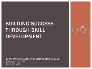 Building Success through Skill Development