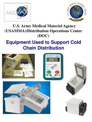 U.S. Army Medical Materiel Agency USAMMA