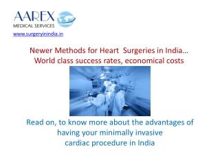 Open Heart Surgery Vs. Minimally Invasive Cardiac Bypass