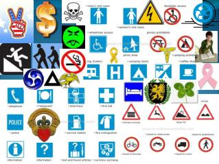 What would the world be like without symbols