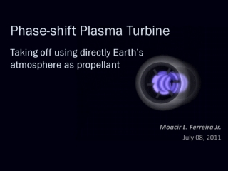 Phase-shift Plasma Turbine - Interplanetary Space Flight