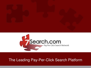 7Search Affiliate Network