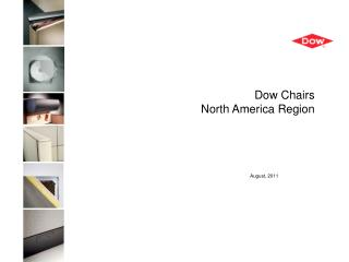 Dow Chairs North America Region