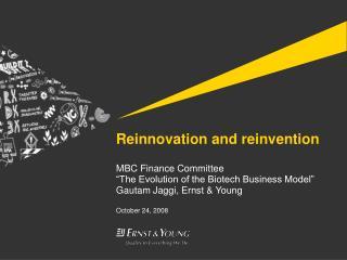 Reinnovation and reinvention
