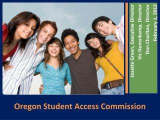 Oregon Student Access Commission