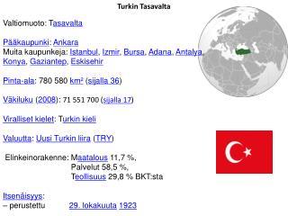 Turkin Tasavalta