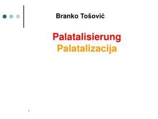 Branko To ovic