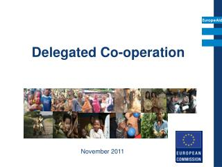 Delegated Co-operation