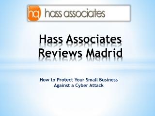 Hass Associates Reviews Madrid
