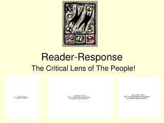 Reader-Response