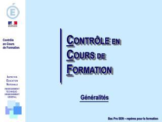 INSPECTION  EDUCATION NATIONALE  ENSEIGNEMENT TECHNIQUE -ENSEIGNEMENT GENERAL