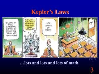 Kepler s Laws