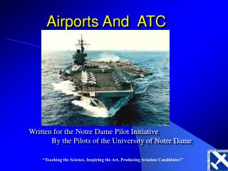 Airports And  ATC