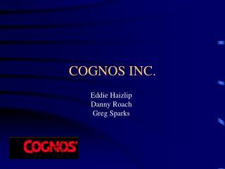 COGNOS INC.