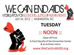 TUESDAY :: NOON ::  Steps off from In front South of the Convention Center  at archives metro