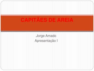 CAPIT ES DE AREIA