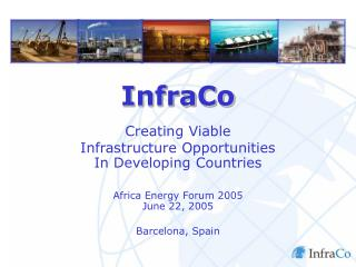 InfraCo Limited