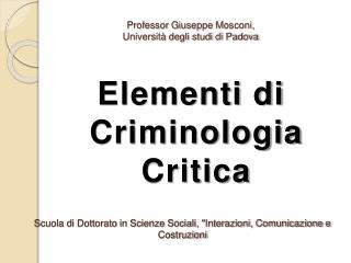 Scuola di Dottorato in Scienze Sociali, Interazioni, Comunicazione e Costruzioni