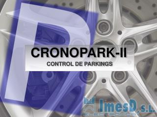 CRONOPARK-II