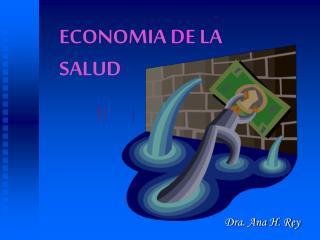 ECONOMIA DE LA SALUD
