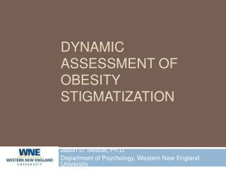 Dynamic assessment of obesity stigmatization
