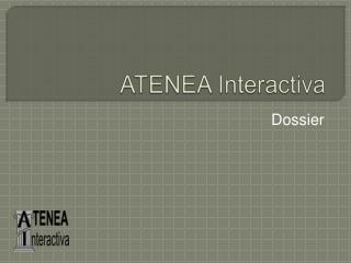 ATENEA Interactiva