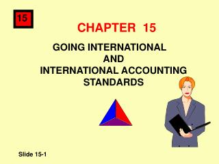 GOING INTERNATIONAL  AND  INTERNATIONAL ACCOUNTING STANDARDS
