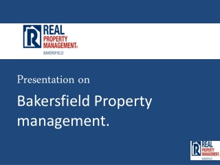 bakersfield property management companies