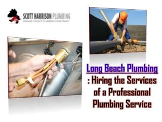 Long Beach Plumbing