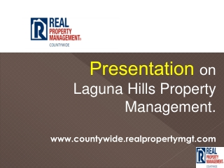 property management laguna beach