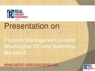 property management maryland