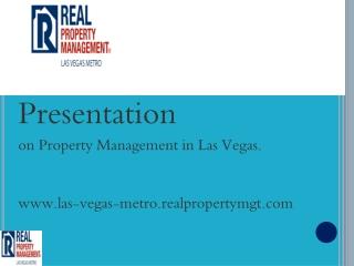 property management companies las vegas