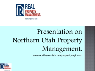 property management northern Utah
