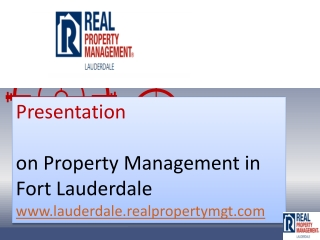 property management fort lauderdale