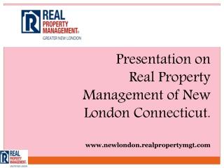 property management norwich ct