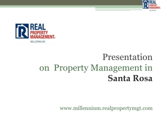 property management santa rosa