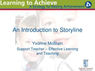 An Introduction to Storyline