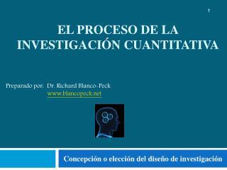 El proceso de la investigaci n cuantitativa