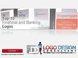 Top 10 Banking and Financial Logos