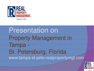 property management tampa florida
