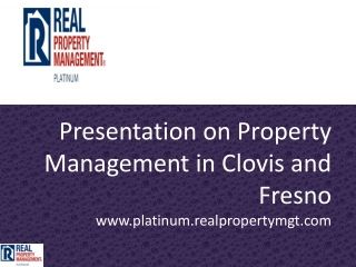 property management clovis
