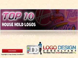 Top 10 Household Product Logos