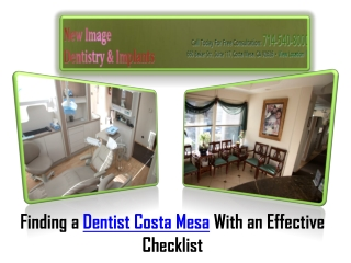 Dentist Costa Mesa