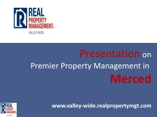 property management merced ca