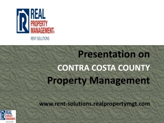 property management concord california