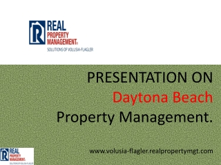daytona beach property management companies