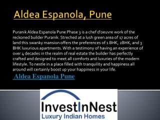 Aldea Espanola Pune Property Details